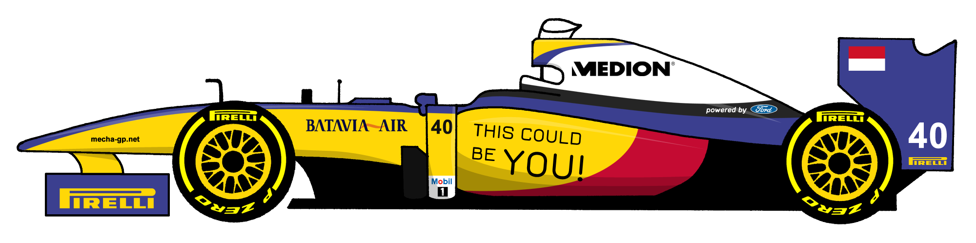 Mecha Grand Prix