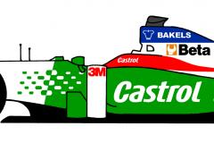Castrol Jones Racing