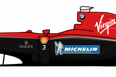 Virgin Melrose Racing Team