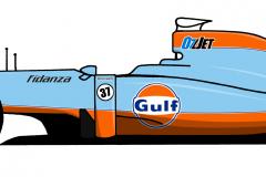 Gulf Simpson Motorsports