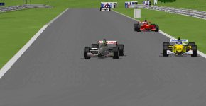 Backmarkers fight each other, as Bourdais steamrolls the competition.