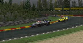 GTR Belgium Race