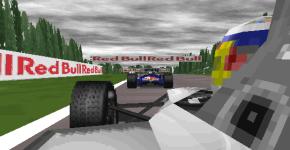 Daniel Ricciardo looked likely to achieve a miracle - until Sebastian Vettel showed his supreme skills.