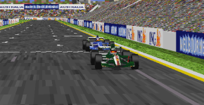 Pastor Maldonado lapping a multiple-time world champion in the Caterham proved how much he dominated this race.