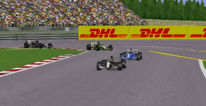 The three elite teams of Formula 1 were in a close fight at the Turkish Grand Prix