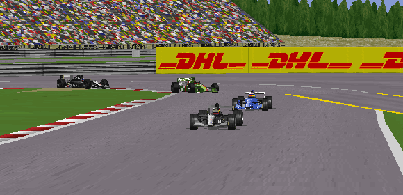 The three elite teams of Formula 1 were in a close fight at the Turkish Grand Prix.