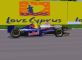 Harrison Newey had a debut worth remembering, he even took the lead for a few brilliant moments.