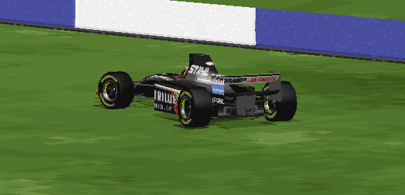 Even with 12 races remaining it feels like Torrente's title dreams died at Donington Park along with his car.