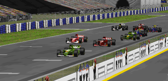 Outside of the dominant Artem Markelov, the rest of the point scorers fought a close and exciting battle.