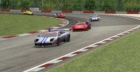 GTR Germany Race