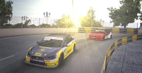 Macau TR 17 F Race