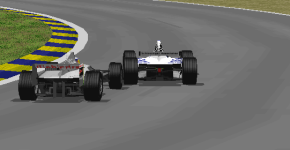Ruthless defending against a superior opponent may just earn you a point in F1.