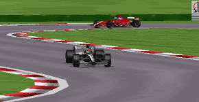 Ocon was so close to winning his first Formula One race, but Bourdais was able to deny him the glory.