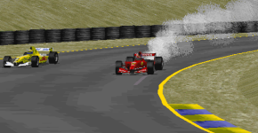 A tragic engine failure for Nathan McKane prevents him from taking a certain victory.