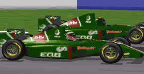 When Caterham had their drivers battle for position, they did not expect it to be for eighth place.