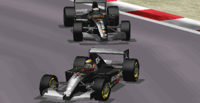 Jules Bianchi tried everything to beat his younger teammate, but failed to do so in the end.