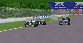 The elite teams of Formula One had a ruthless fight in Mexico, with the best outcome for Jules Bianchi.