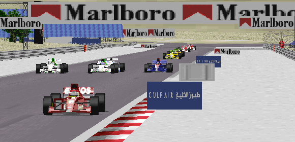 The track width in Bahrain proved very useful in the thrilling battles that were presented to us at the Bahrain Grand Prix.
