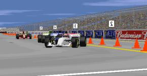 Toyota's straight-line advantage drove Kazuki Nakajima's competition insane and gave the Japanese driver a podium finish.